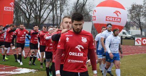 Orkan przed wielką szansą na grę w finałach Ekstraligi rugby