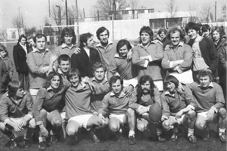 Zrzutka na książkę Mudina, legendarnego fotografa sochaczewskiego sportu
