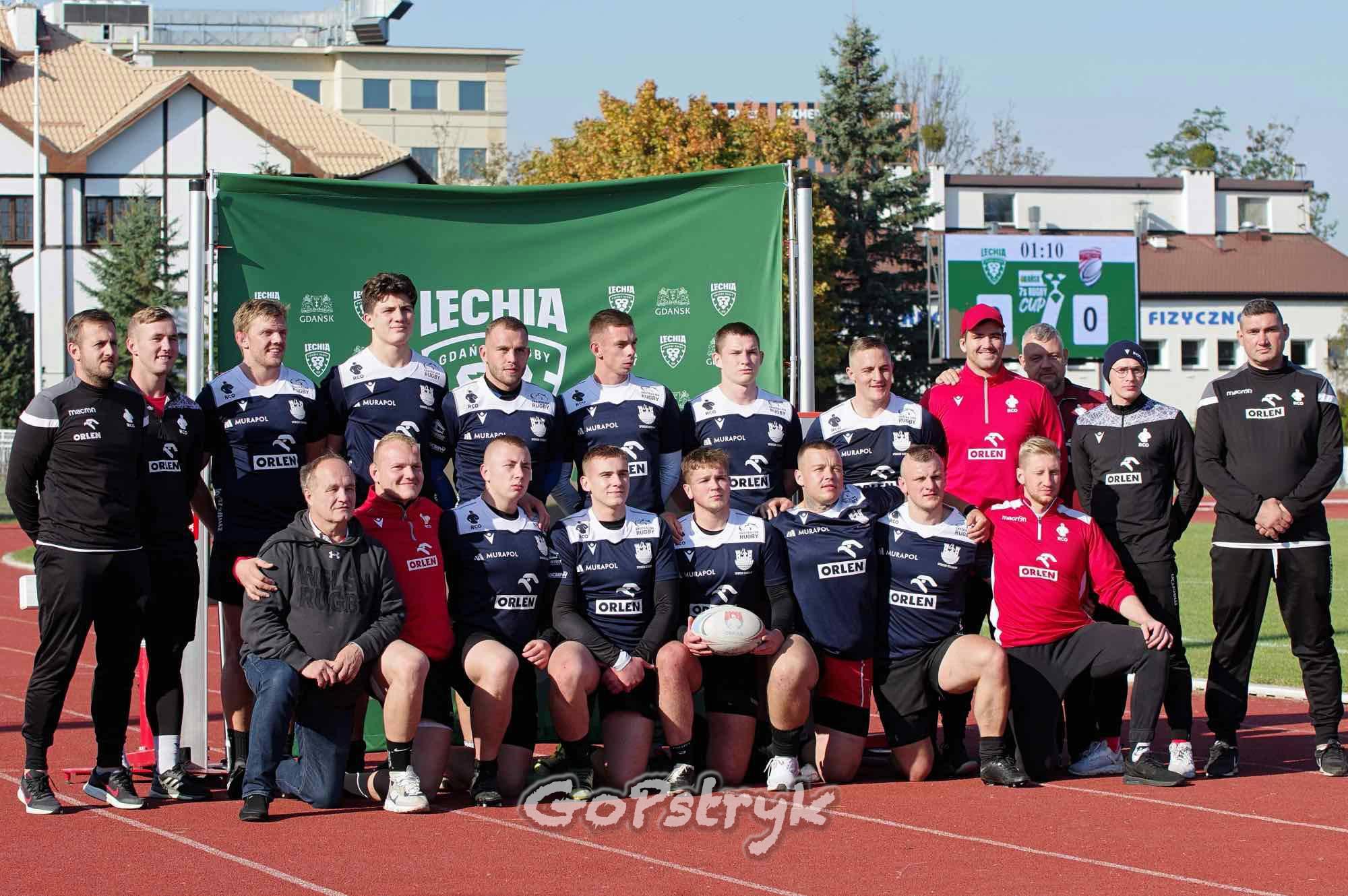 III miejsce na turnieju rugby 7 w Gdańsku
